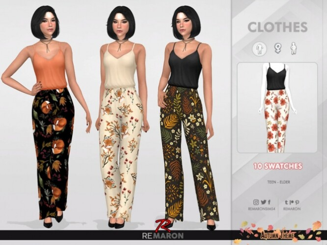 Autumn Jumpsuits for Women 01 by remaron
