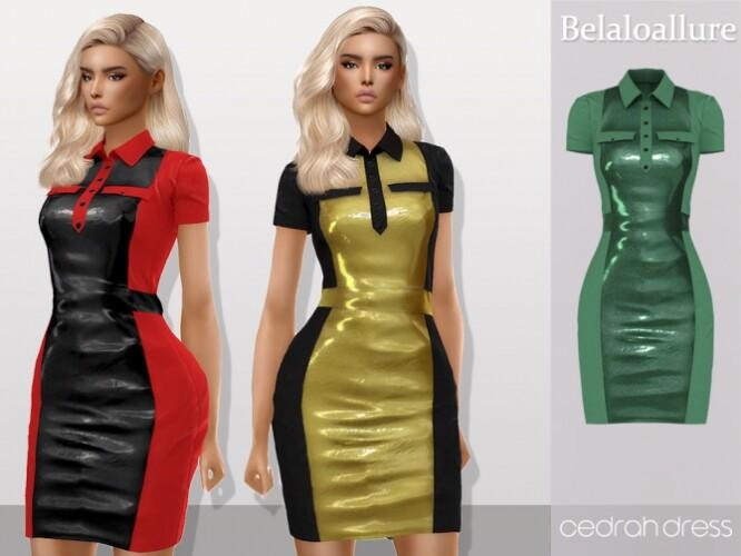 Belaloallure Cedrah dress by belal1997