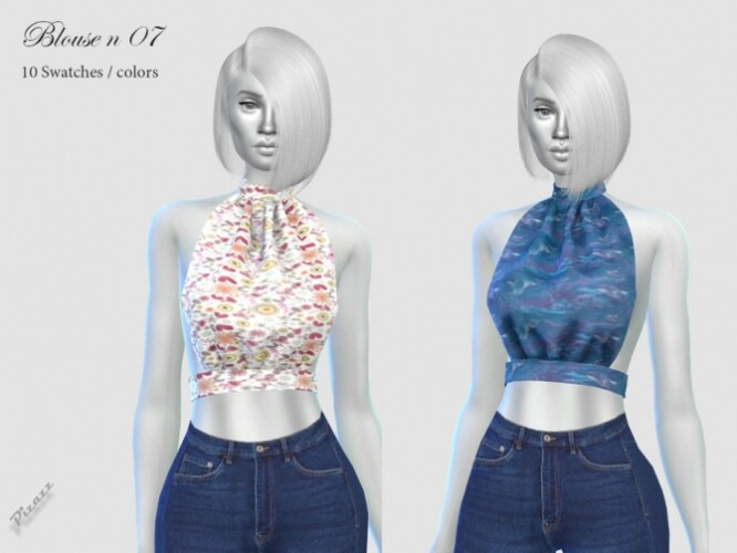 Blouse N 07 by pizazz