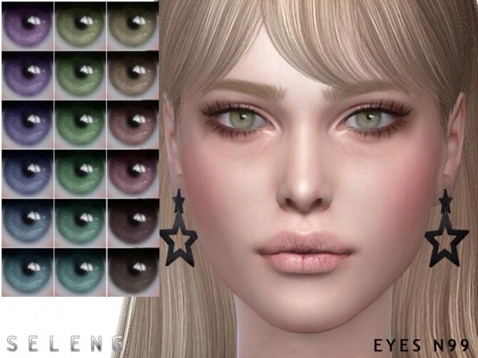 Sims 4 Eyes N99 by Seleng at TSR