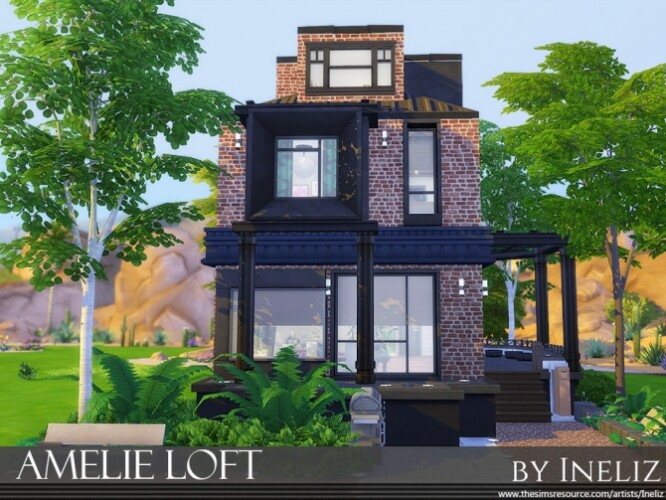 Amelie Loft by Ineliz