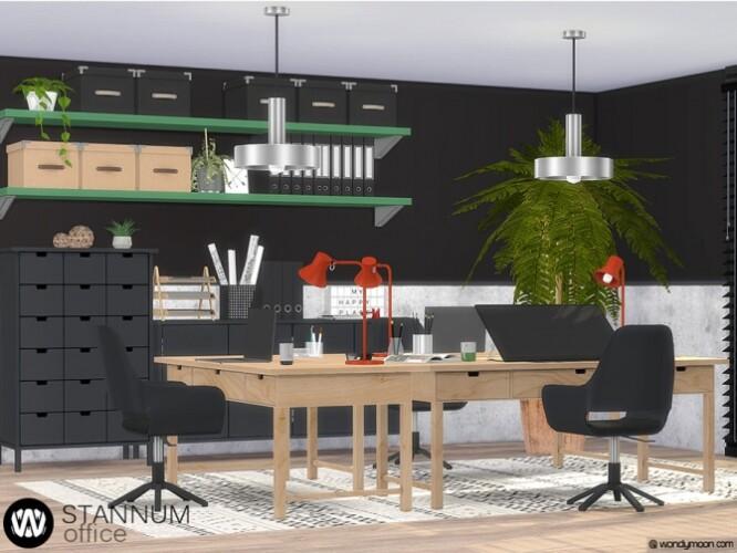 Stannum Office by wondymoon
