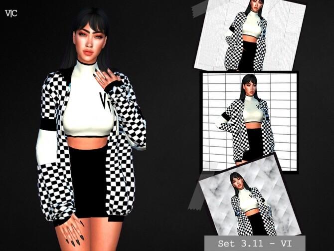 Sims 4 Set 3.11 VI by Viy Sims at TSR