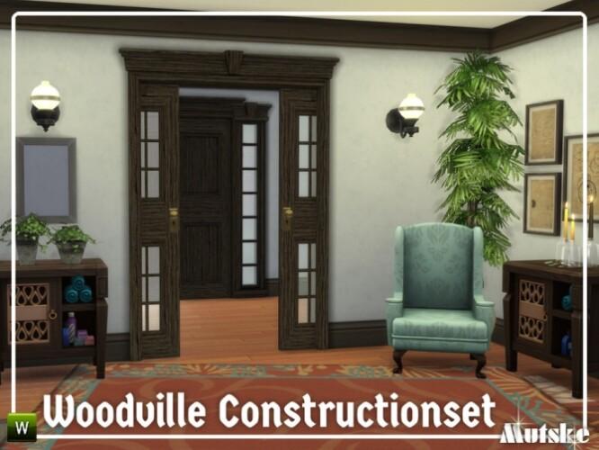 Woodville Construction set Part 5 by mutske