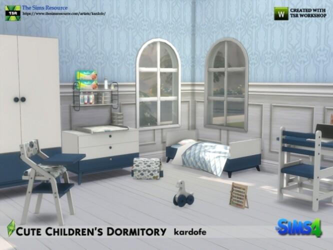 Cute Dormitory by kardofe