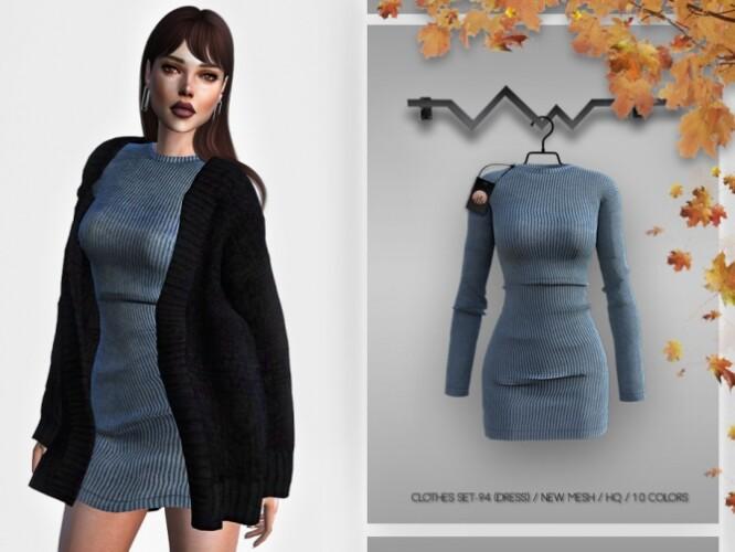 Clothes SET-94 DRESS BD354 by busra-tr