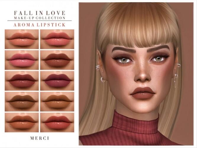 Aroma Lipstick by Merci