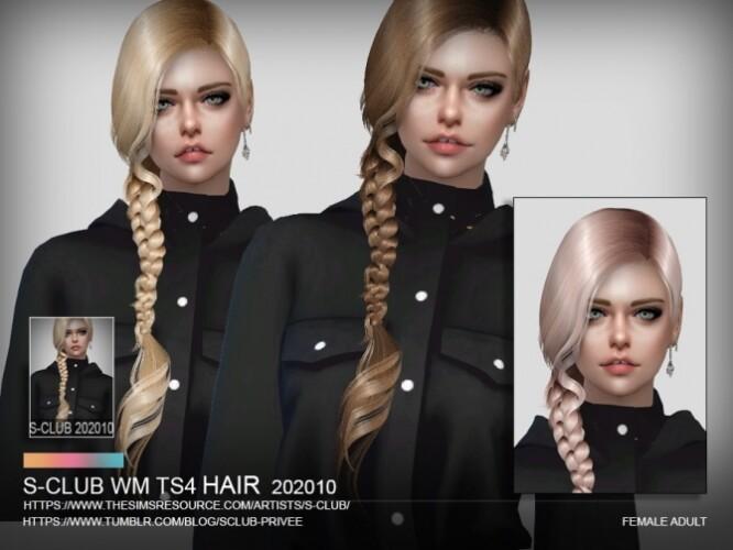 Hair 202010 by S-Club WM