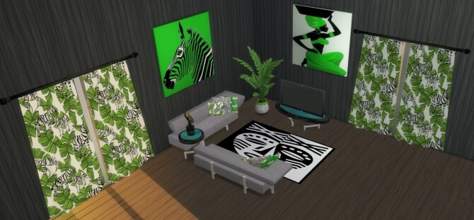 Vendi Living room at LIZZY SIMS image 6817 670x312 Sims 4 Updates