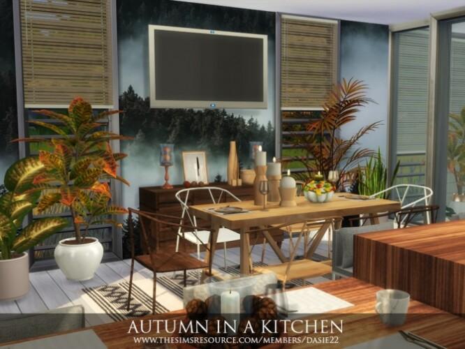 AUTUMN IN A KITCHEN by dasie2