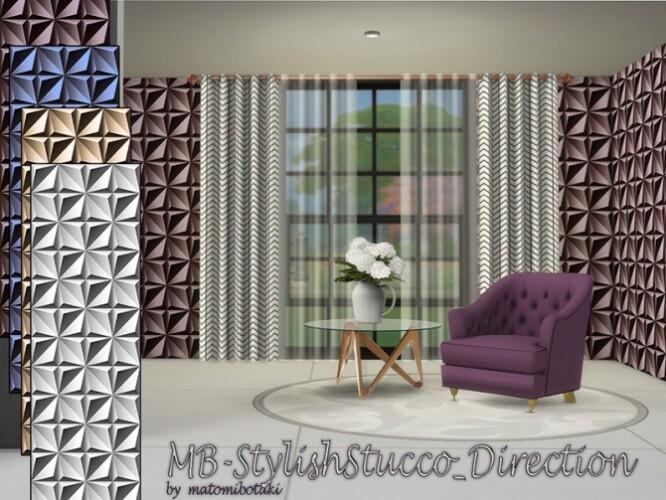 MB Stylish Stucco Direction by matomibotaki