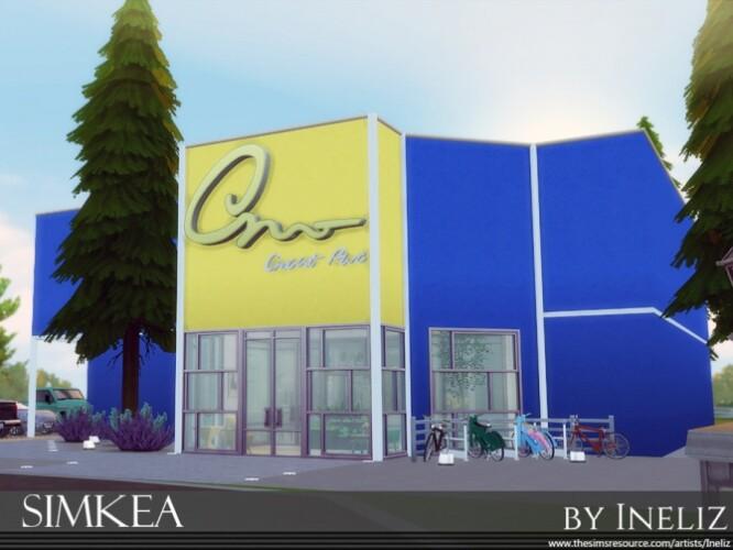 SimKEA by Ineliz
