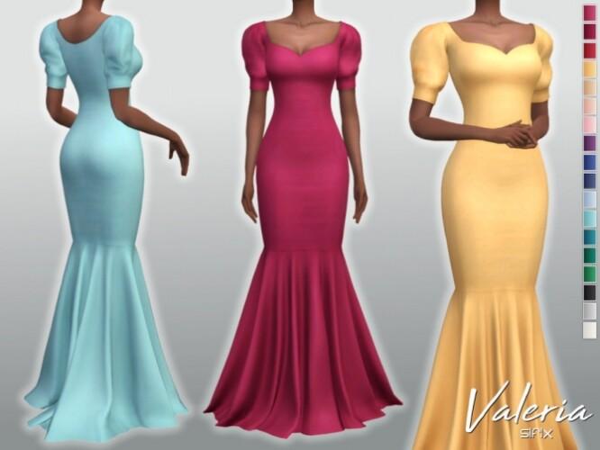 Valeria Dress by Sifix