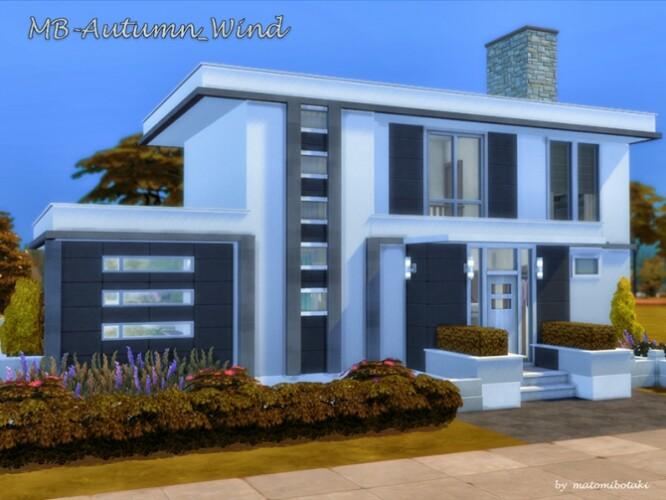 MB Autumn Wind House by matomibotaki