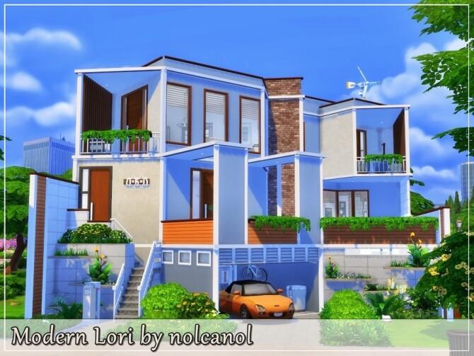 Modern Lori Home by nolcanol