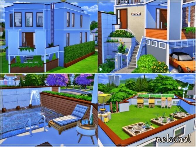 Modern Lori Home by nolcanol at TSR image 77 670x503 Sims 4 Updates