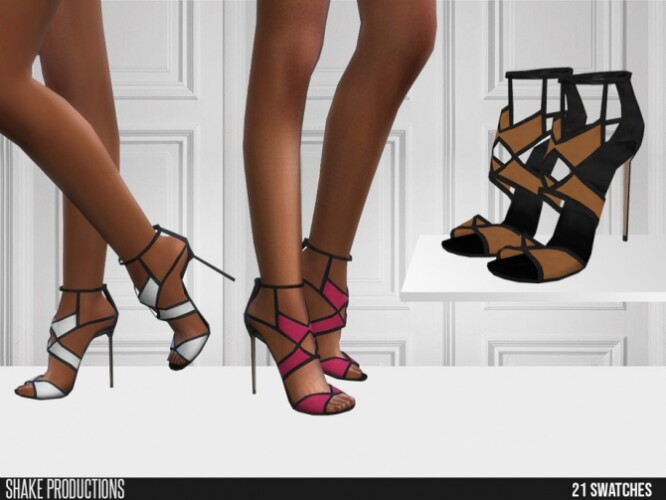 553 High Heels by ShakeProductions