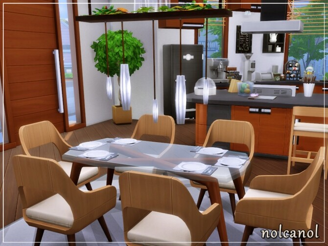 Modern Lori Home by nolcanol at TSR image 79 670x503 Sims 4 Updates