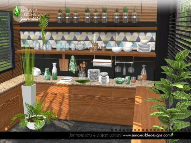 Naturalis kitchenware by SIMcredible