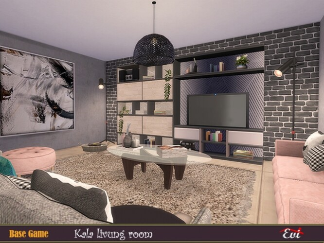 Kala Livingroom by evi