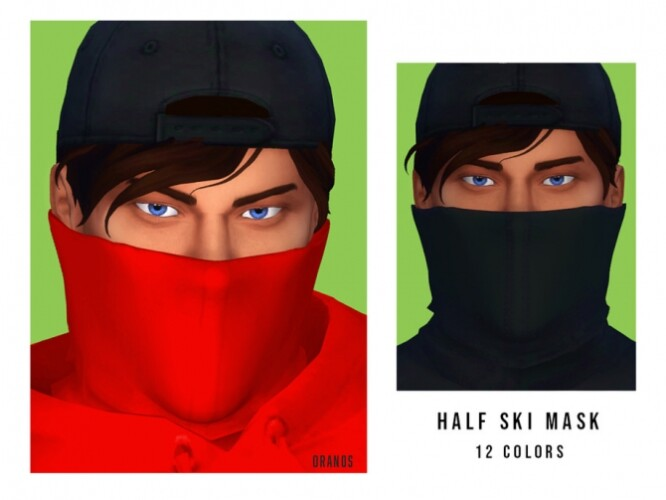 Half Ski Mask by OranosTR