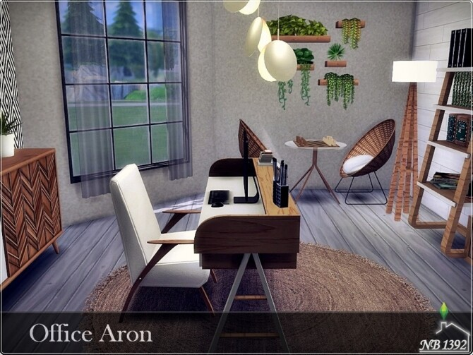 Office Aron by nobody1392
