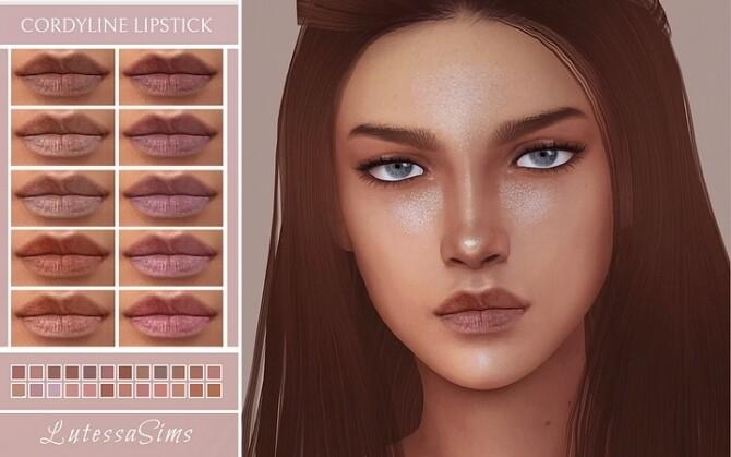 Cordyline Lipstick at Lutessa image 824 670x419 Sims 4 Updates