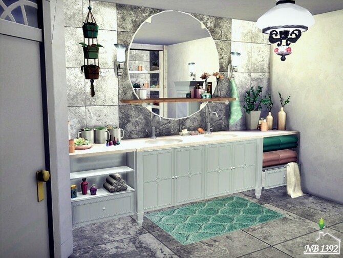 Janice Bathroom by nobody1392 at TSR image 847 670x503 Sims 4 Updates