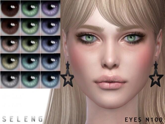 Eyes N100 by Seleng