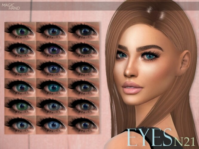Eyes N21 by MagicHand