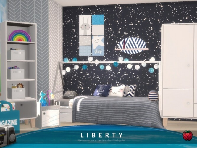 Liberty kids room by melapples