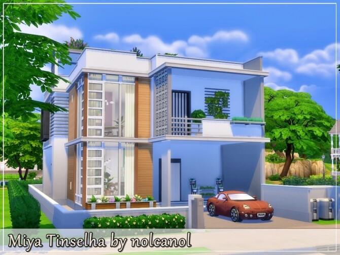 Miya Tinselha home by nolcanol
