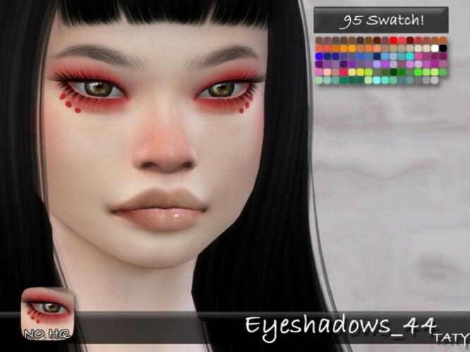 Eyeshadows 44 by tatygagg