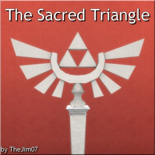 The Sacred Triangle by TheJim07
