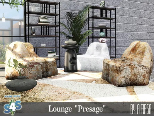 Presage lounge at Aifirsa image 955 Sims 4 Updates