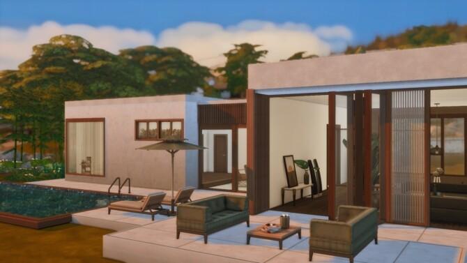 Boxy Minimalist Home