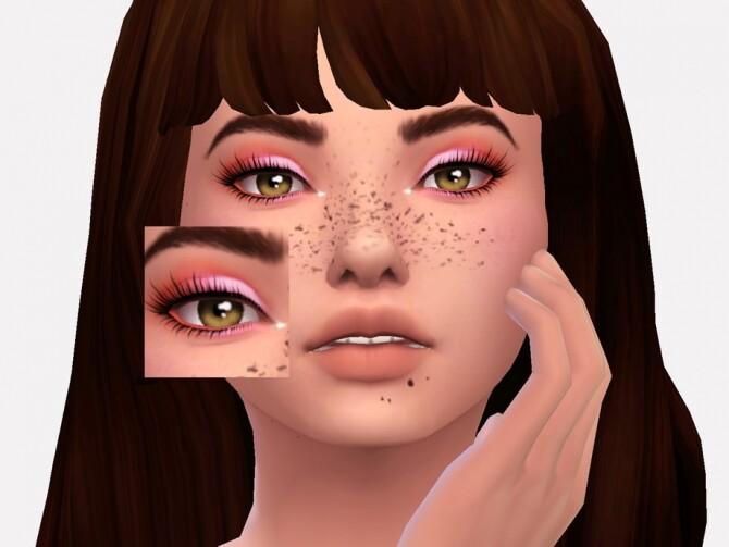 Sims 4 Elm Eyeshadow by Sagittariah at TSR
