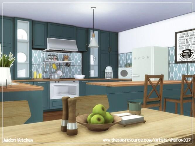 Midori Kitchen by sharon337