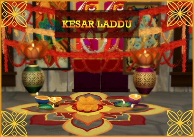 KESAR LADDU at Icemunmun image 998 670x473 Sims 4 Updates