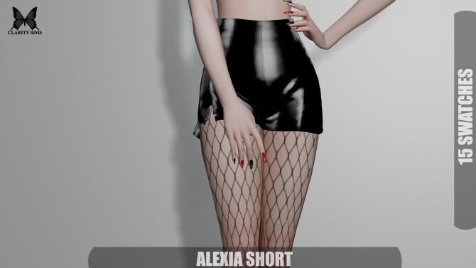 Alexia-Short