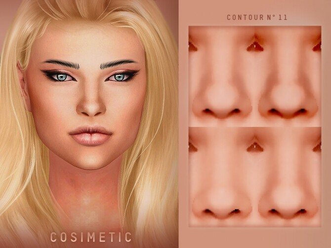 Sims 4 Contour N11 by cosimetic at TSR