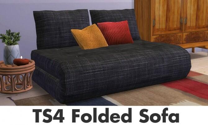 Folded-Sofa