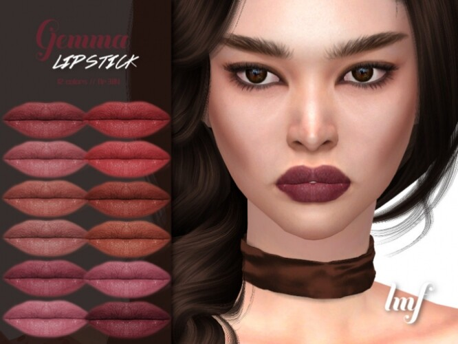 Gemma-Lipstick-N.304