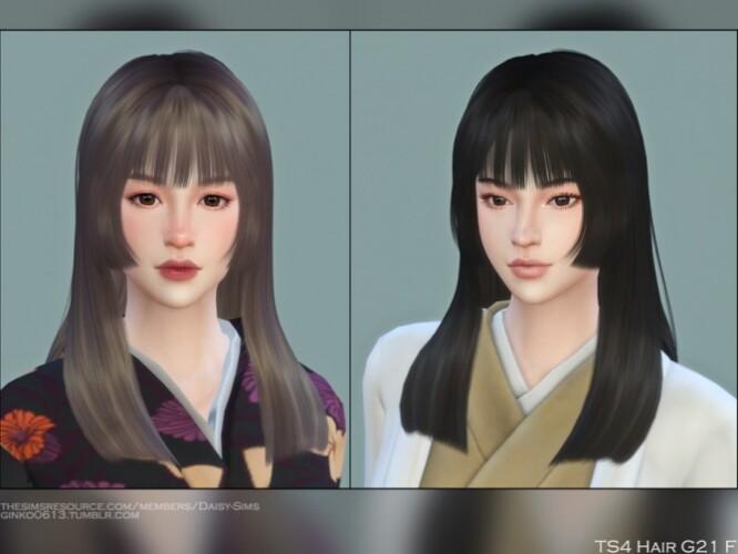 Hair-G21