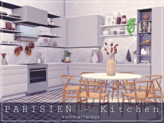 Parisien-Kitchen