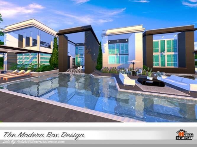 The-Modern-Box-Design-Home