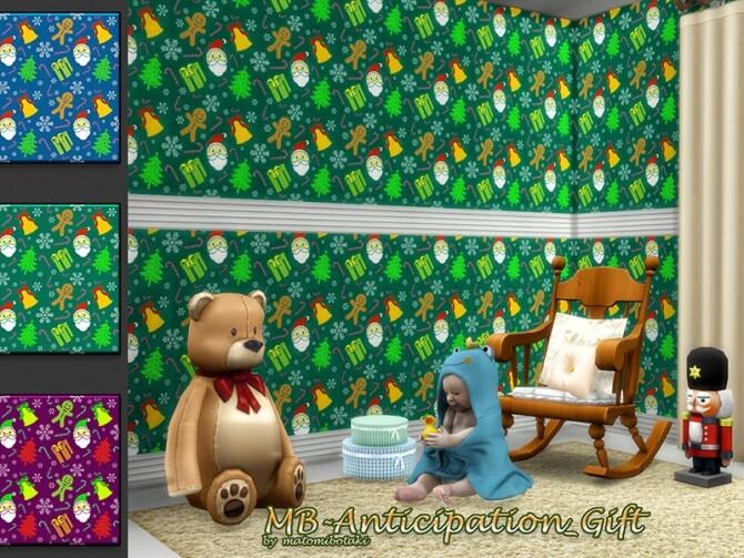 MB Anticipation Gift Wallpaper by matomibotaki