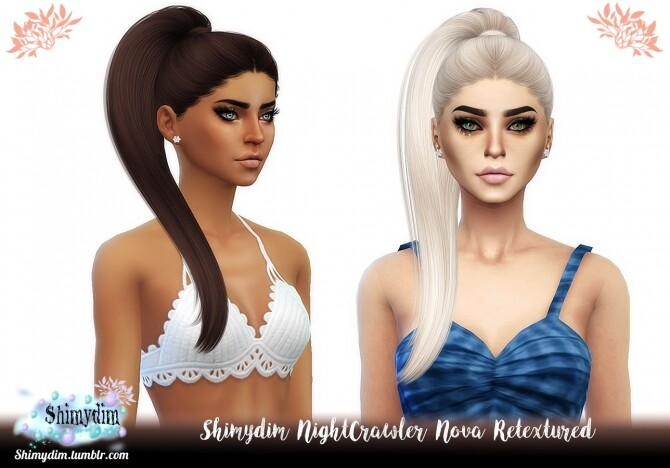 NightCrawler Nova Hair Retexture