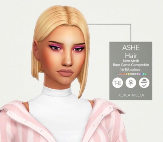 Ashe Hair