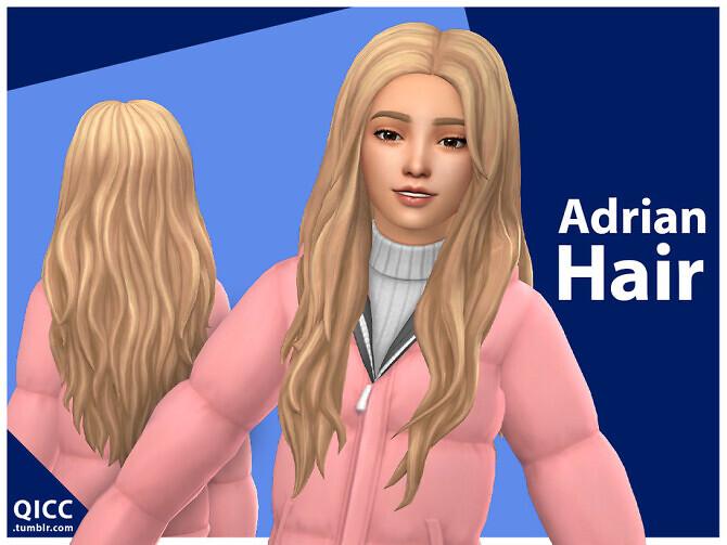 Adrian Hair by qicc